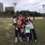 家族リレーマラソン!