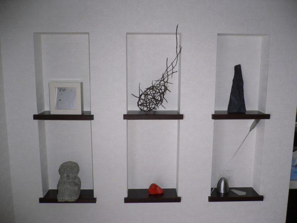 作品用の展示台