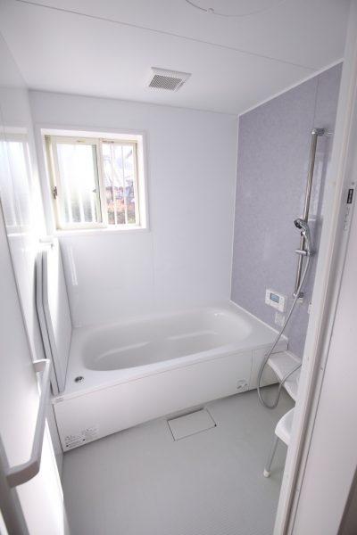 新築 バスルーム