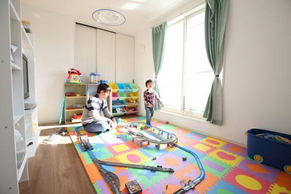 新築 子ども部屋