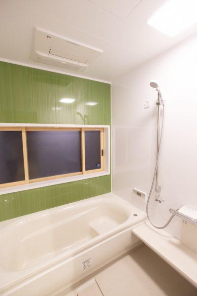 新築 お風呂