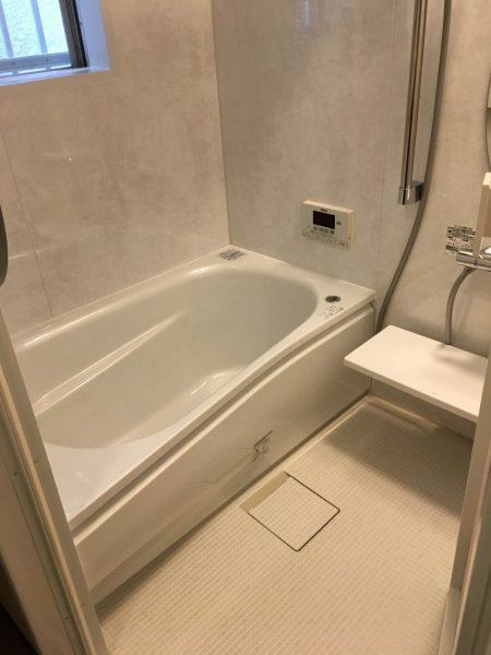 お風呂アフター