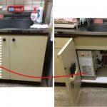 ガス管なくても、給湯器が設置できます!【小型電気温水器】