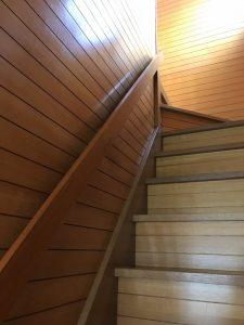 階段ビフォアー