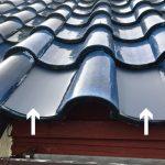 板金で屋根瓦をそっくり修復!【雨漏り・屋根修復】