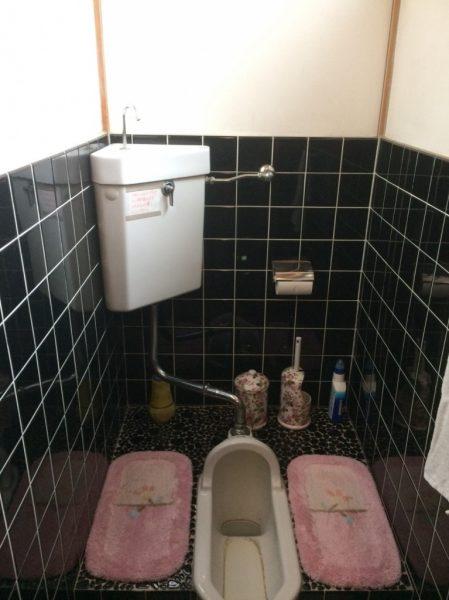 トイレ和ビフォア