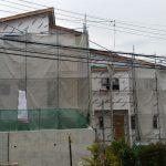 枚方市東香里之町 新築工事