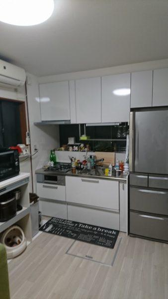 キッチン・アフター