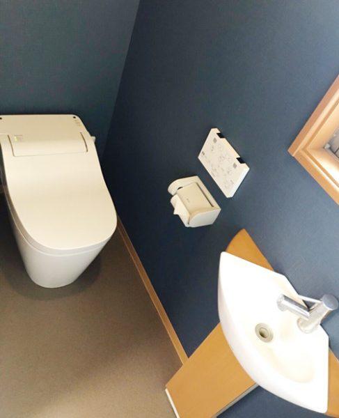 K邸トイレアフター