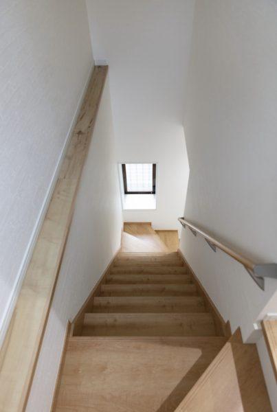 M様邸階段
