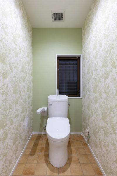 M様邸トイレアフター