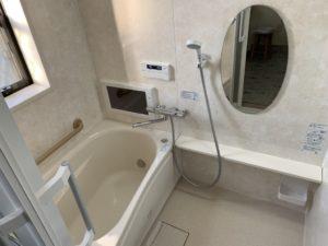 M様邸浴室 アフター