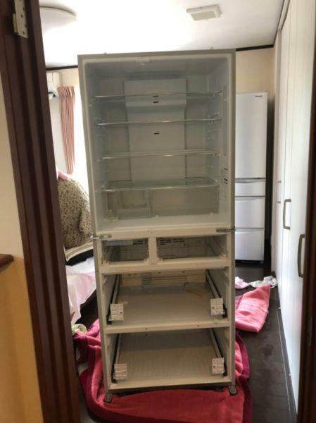 N様冷蔵庫入れ替え