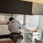 キッチンリフォーム&浴室リフォームPanasonicのキッチンとTOTOのユニットバス