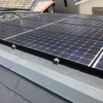 屋根の上の太陽光の調子はどうですか?
