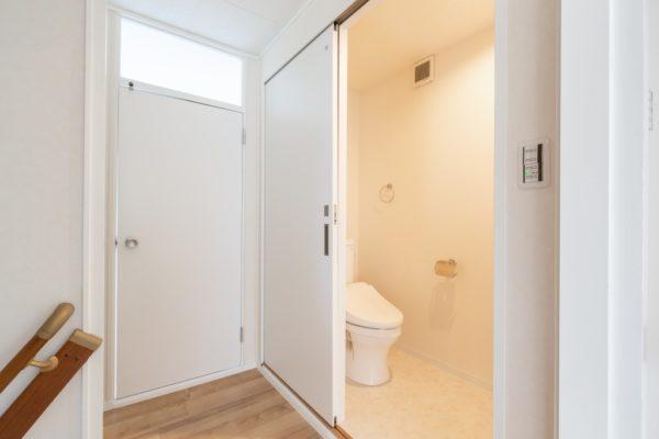M様邸トイレ二階アフター