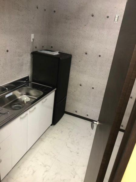 M様キッチン アフター1