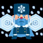 給湯器の凍結防止策