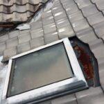 屋根に登ってみると。。。